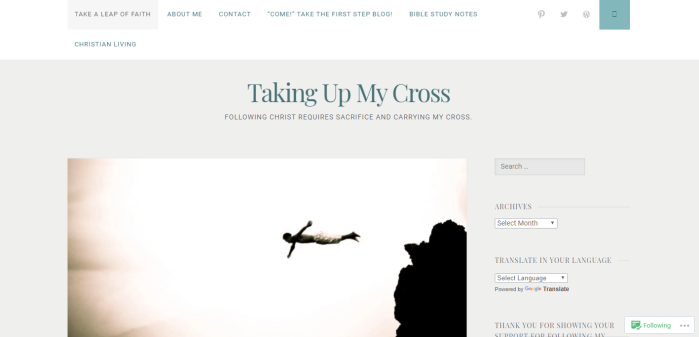 taking-up-my-cross