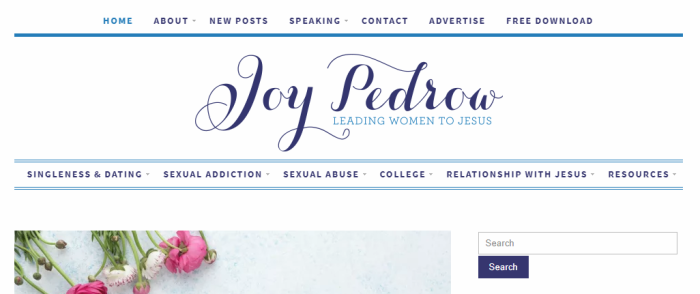 Joy Pedrow Ministries