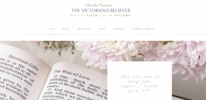 The Victorious Believer