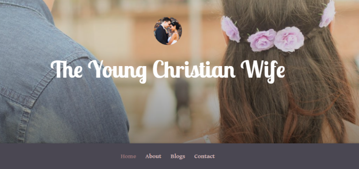 The Young Christian Wife